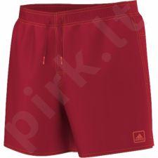 Šortai plaukimui Adidas Solid Short Short Length M S22263