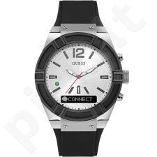 Guess Rigor Connect C0001G4 vyriškas laikrodis Smart Watch