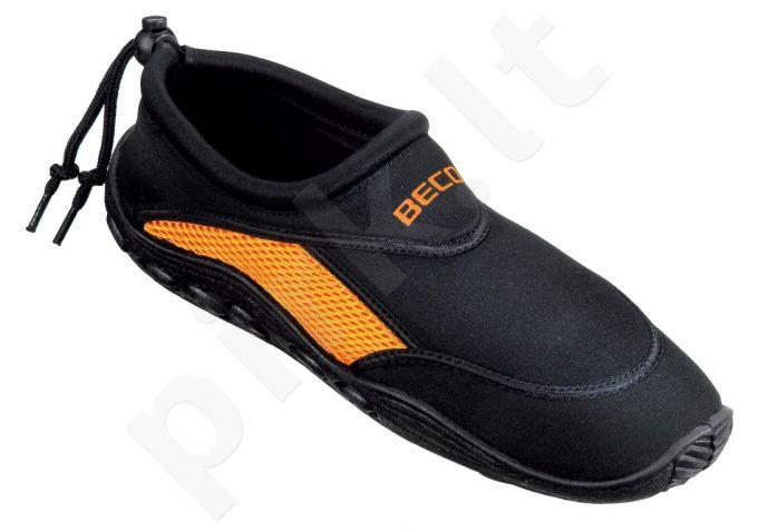 Vandens batai unisex 9217 3 44 black/orange