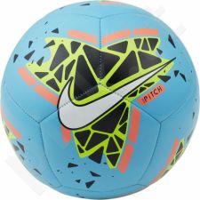Futbolo kamuolys Nike Pitch mėlyna SC3807 486