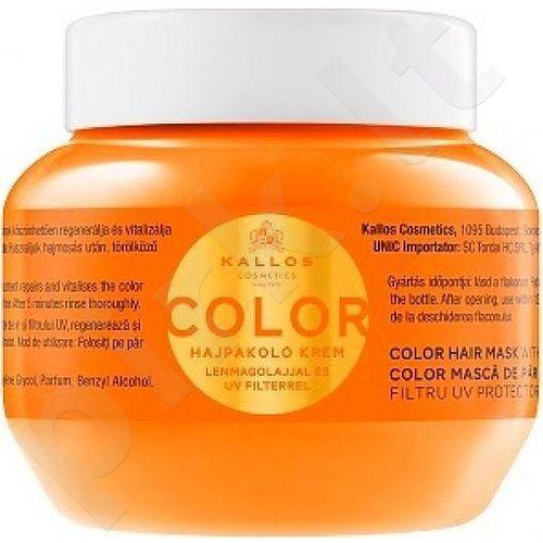 Kallos Color plaukų kaukė, 275ml, kosmetika moterims