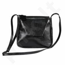 DAN-A T230 juoda rankinė iš natūralios odos