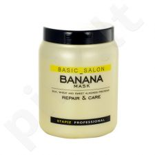 Stapiz Basic Salon Banana Mask, kosmetika moterims, 1000ml