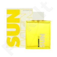 Jil Sander Sun Men Fizz, EDT vyrams, 125ml