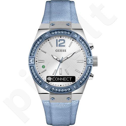Guess Jet Setter Connect C0002M5 moteriškas laikrodis Smart Watch