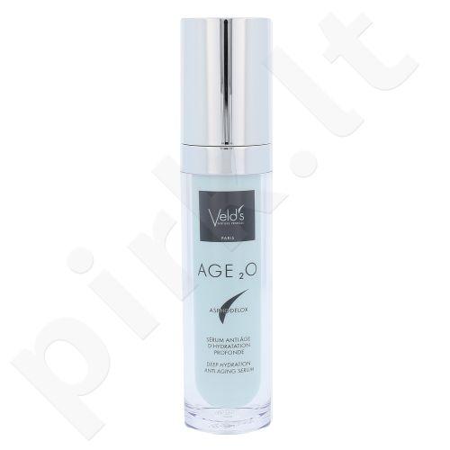 Veld´s Age 2O Deep drėkinantis priešraukšlinis veido serumas, kosmetika moterims, 30ml
