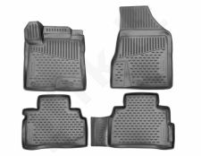 Kilimėliai 3D NISSAN Murano 2016-> gray /L50079G