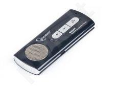 Automobilinė laisvų rankų įranga Gembird GSM Bluetooth v 2.1 + EDR, du telefonai