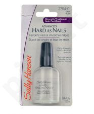 Sally Hansen Advanced Hard As Nails, kosmetika moterims, 13,3ml, (Nude)