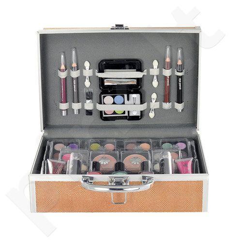 Makeup Trading Schmink Set vėrinys rinkinys moterims, (Complete Make Up Palette)