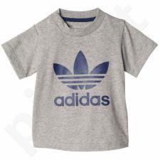 Marškinėliai adidas ORIGINALS Trefoil Tee Kids S95991