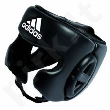 Šalmas boksininkams Adidas TRAINING juodas