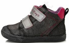 D.D. step juodi batai 25-30 d. 049907dm