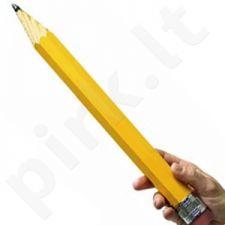 GIGANTIŠKAS pieštukas