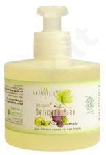Anthyllis švelnus VEIDO PRAUSIKLIS su šviežių raudonųjų vynuogių ekstraktu ir augalinių ekstraktų kompleksu, 250 ml