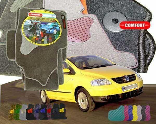 Kilimėliai ARS Volkswagen Fox /2005-2011