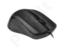 Gembird Optical mouse 1200 DPI, USB, black