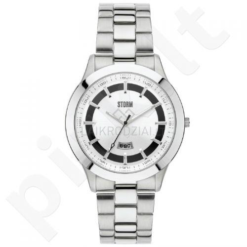 Vyriškas laikrodis Storm Mazin Silver