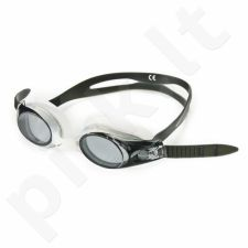 Plaukimo akiniai Allright Samar juodas