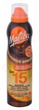 Malibu Continuous Spray, Dry Oil, Sun kūno losjonas moterims, 175ml
