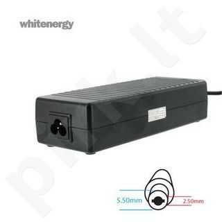 Whitenergy maitinimo šaltinis 19V/7.1A 135W kištukas 5.5x2.5