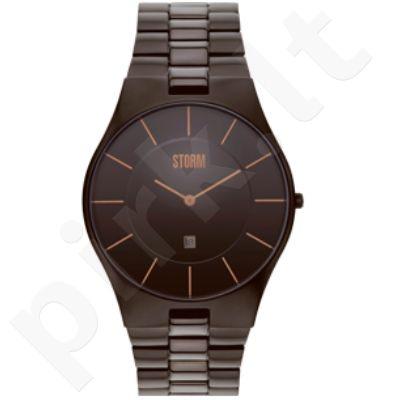 Vyriškas laikrodis STORM  SLIM-X XL BROWN