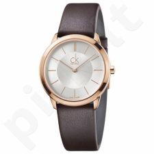 Moteriškas CALVIN KLEIN laikrodis K3M226G6