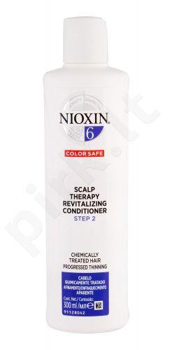 Nioxin System 6, Scalp Therapy, kondicionierius moterims, 300ml