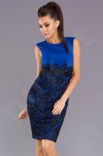 Emamoda suknelė - mėlyno atspalvio 6817-6