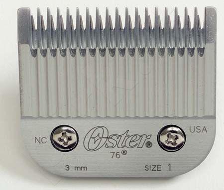 OSTER 918-08 Kerpamoji galvutė(1) 2.4 mm