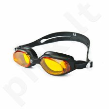 Plaukimo akiniai Allright Hoste juodas
