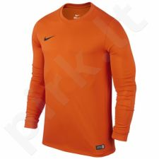Marškinėliai futbolui Nike Park VI LS M 725884-815