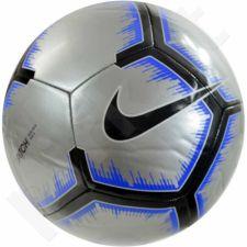 Futbolo kamuolys Nike LP Strike SC3316 095 pilkas
