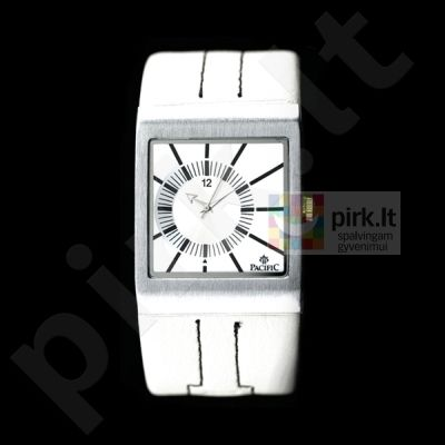 Baltas Pacific laikrodis PC2300B