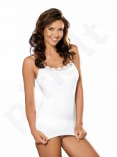 Babell medvilniniai marškinėliai OLGA (baltos spalvos)