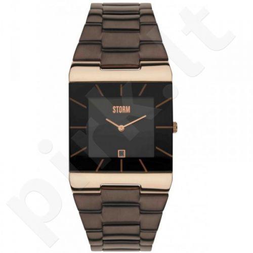 Vyriškas laikrodis STORM  OMARI XL BROWN