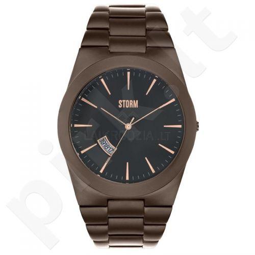 Vyriškas laikrodis Storm Tuscany XL Brown