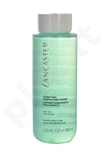 Lancaster Purifying Perfecting Toner, kosmetika moterims, 400ml