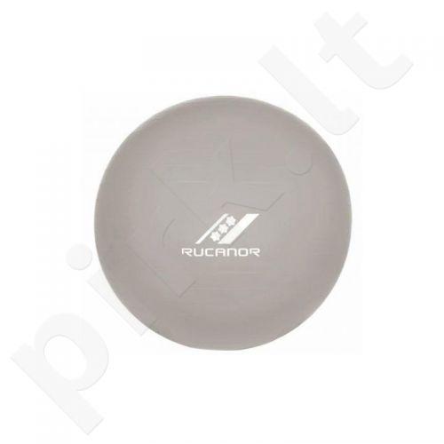 Gimnastikos kamuolys Rucanor Gym Ball 65cm srebrna + pompa