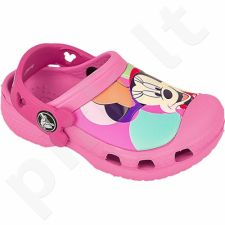 Šlepetės Crocs Minnie Colorblock Clog Kids 202693