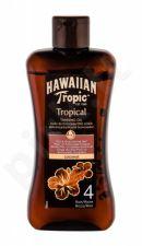 Hawaiian Tropic Tropical Tanning Oil, priežiūra po deginimosi moterims ir vyrams, 200ml