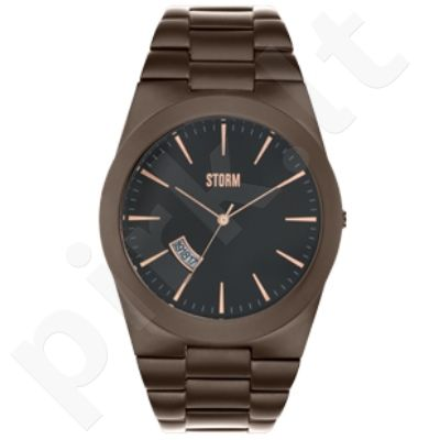 Vyriškas laikrodis STORM  TUSCAN XL BROWN