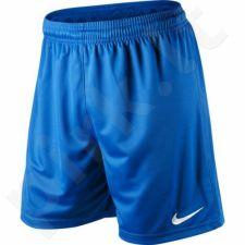 Šortai futbolininkams Nike Park Knit Short Junior 448263-463