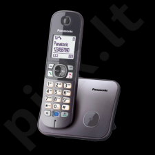 Bevielis telefonas Panasonic KX-TG6811FXM