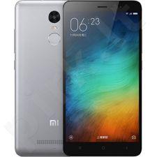 Telefonas Xiaomi Redmi Note 3 Pro 32GB DS pilkas