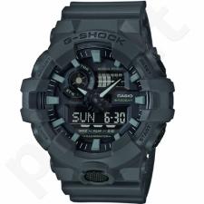 Vyriškas laikrodis Casio G-Shock GA-700UC-8AER