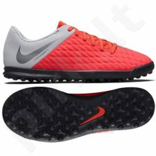 Futbolo bateliai  Nike Hypervenom Phantomx 3 Club TF Jr AJ3790-600