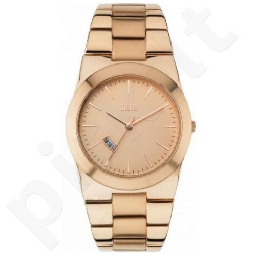 Vyriškas laikrodis STORM  TUSCANY XL ROSE GOLD