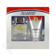 Ferrari Scuderia rinkinys vyrams, (EDT 75ml + 150ml dušo želė)