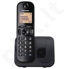 Bevielis telefonas Panasonic KX-TGC210FXB